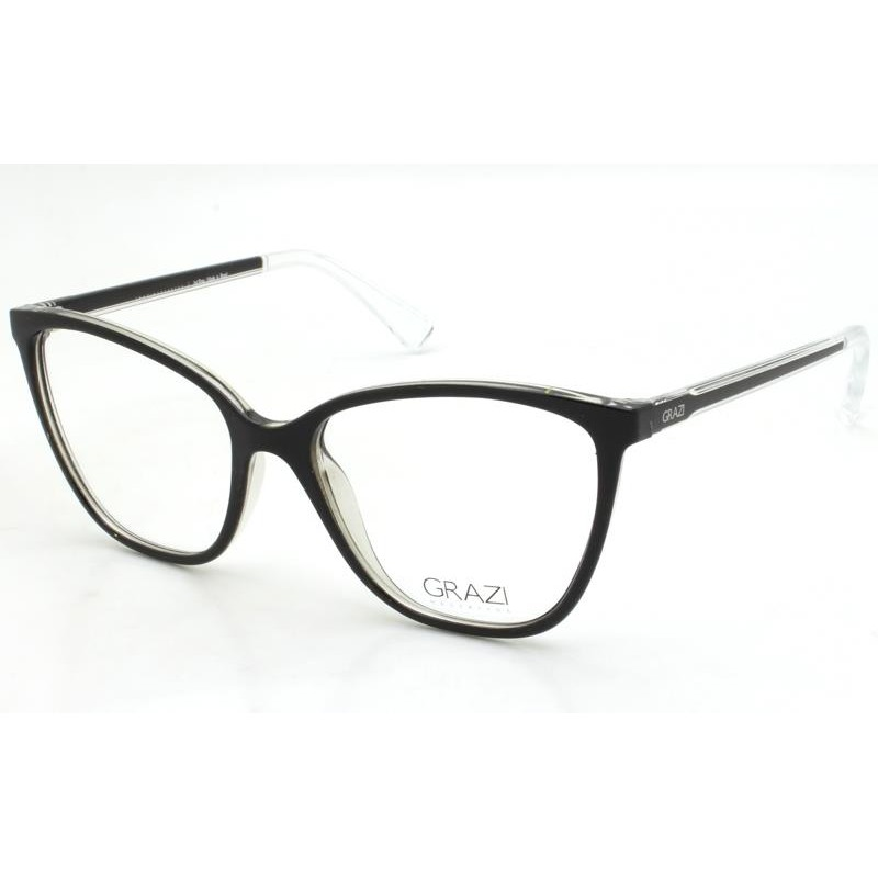 Óculos de Sol Grazi Preto/Transparente GZ3064 - G683/53