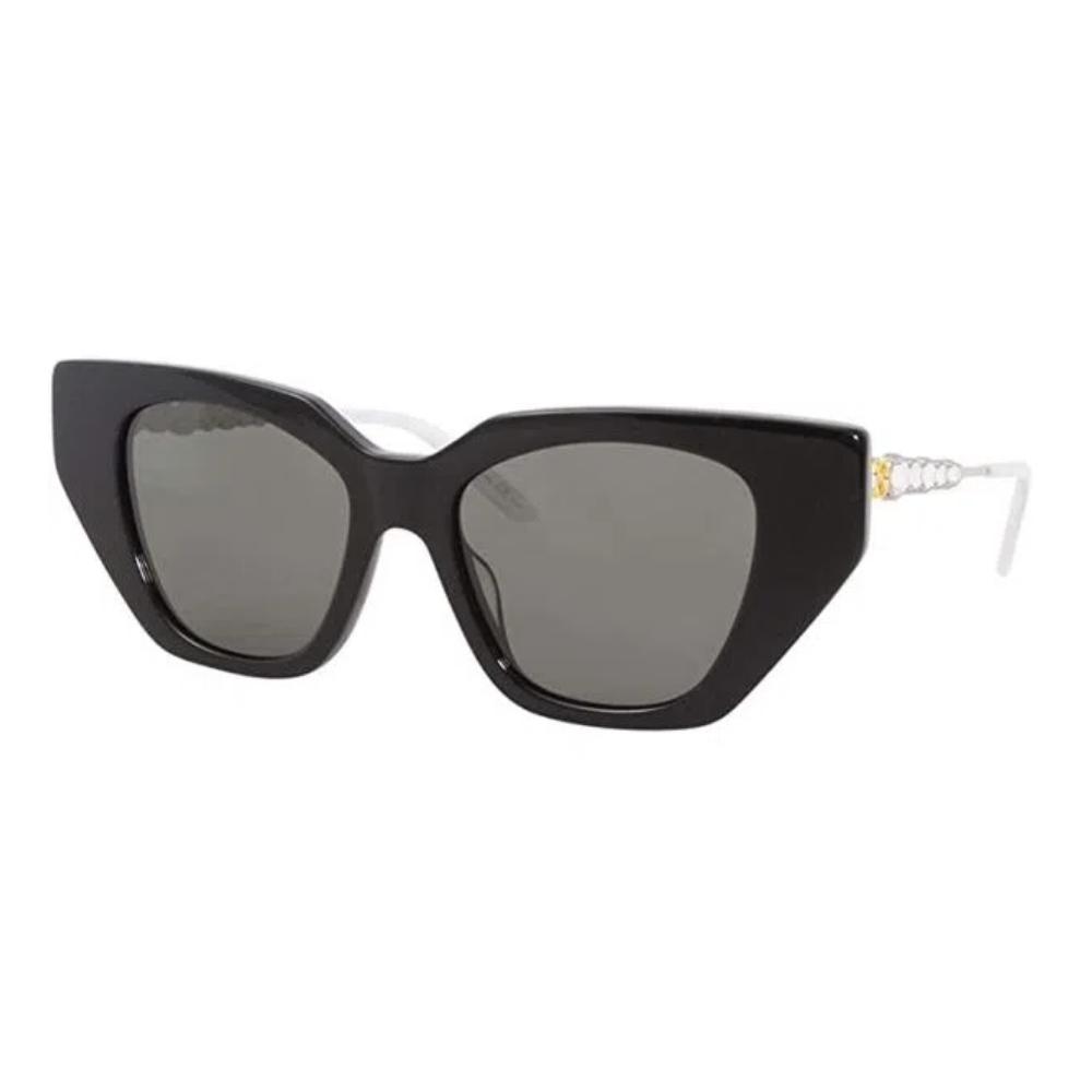 Óculos De Sol Gucci Com Cristais Austríacos GG0641S 001/53