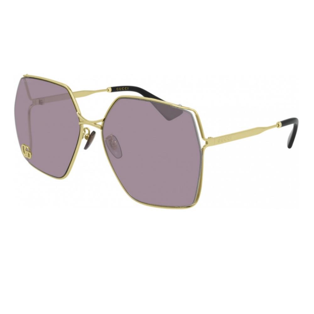Óculos De Sol Gucci GG0817S 007/65