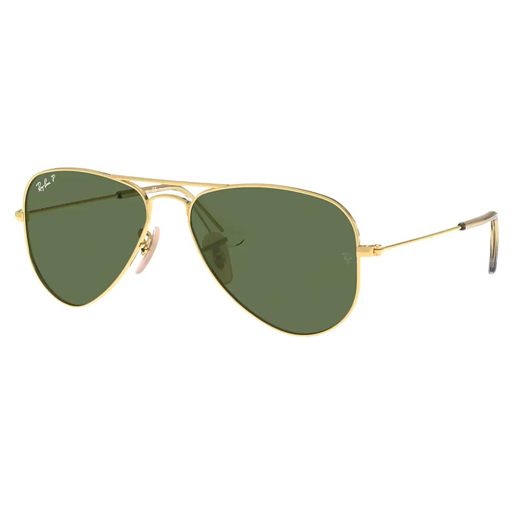 Óculos De Sol Infantil Ray-Ban Jr Aviador  RJ9506S 22371/52