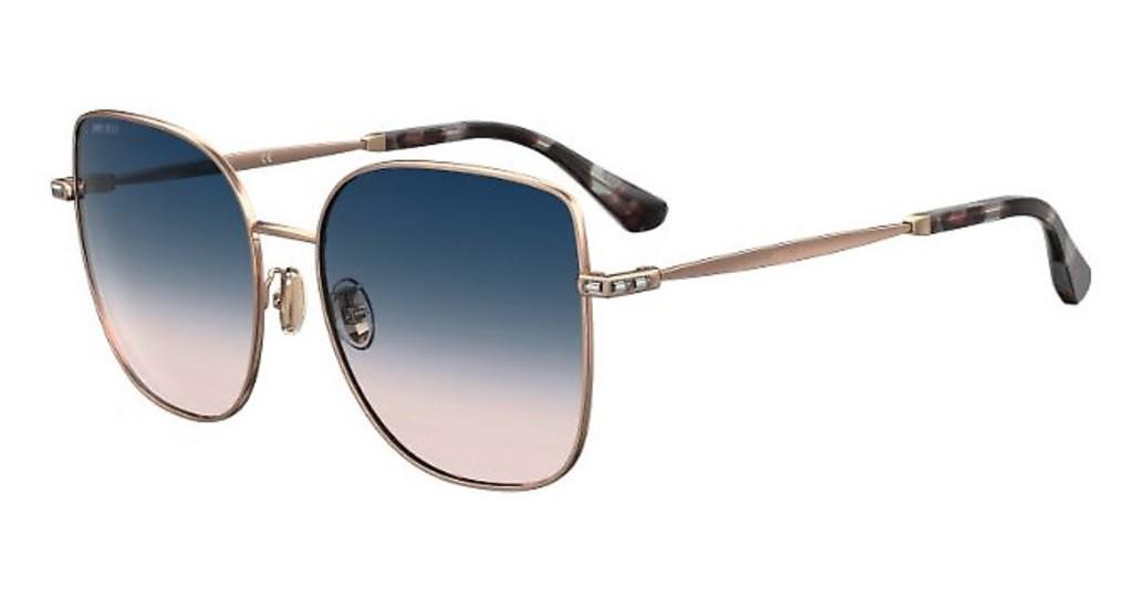 Óculos De Sol Jimmy Choo Fanny GSK DDB14