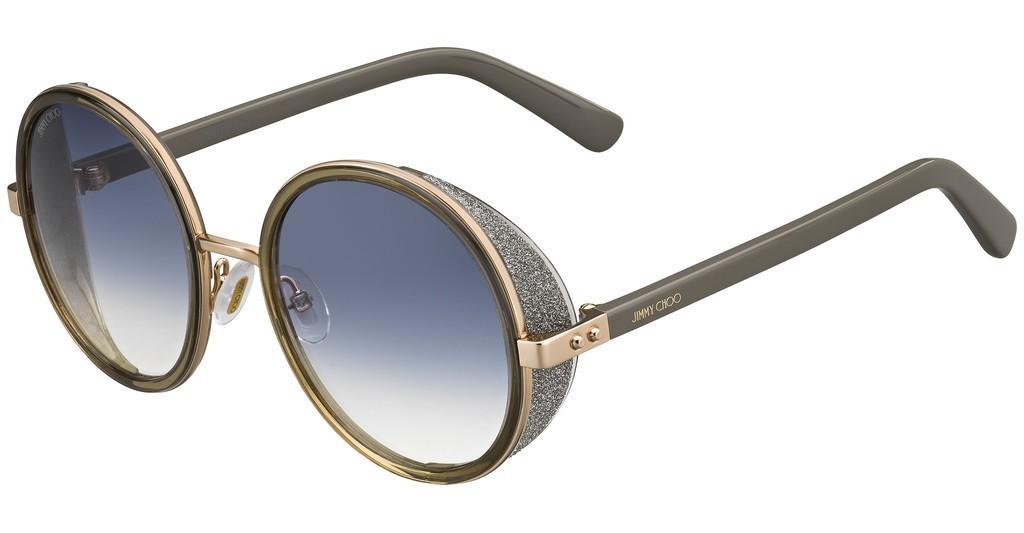 Óculos de Sol Jimmy Choo Preto Andie/S - S9R/U3/54