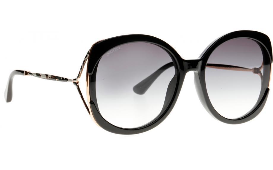 Óculos de Sol Jimmy Choo Preto LILA/S - 8079O/60