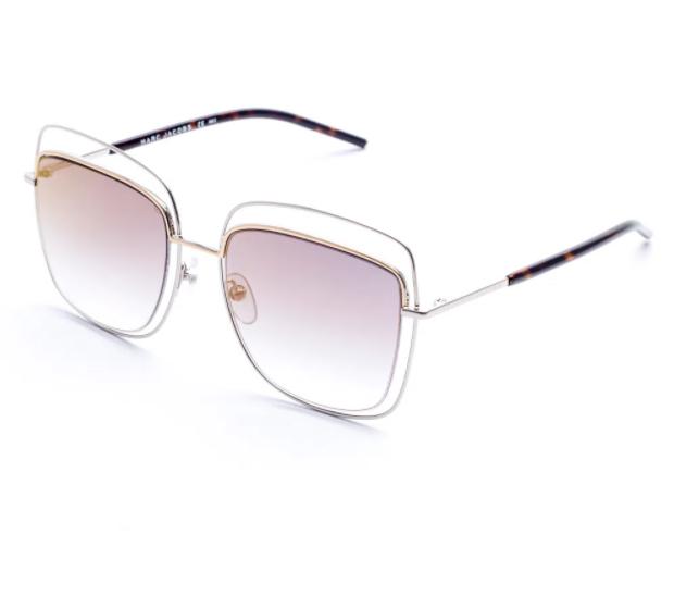 Óculos de Sol Marc Jacobs Prateado Marc 9/S - TWM/FQ/54