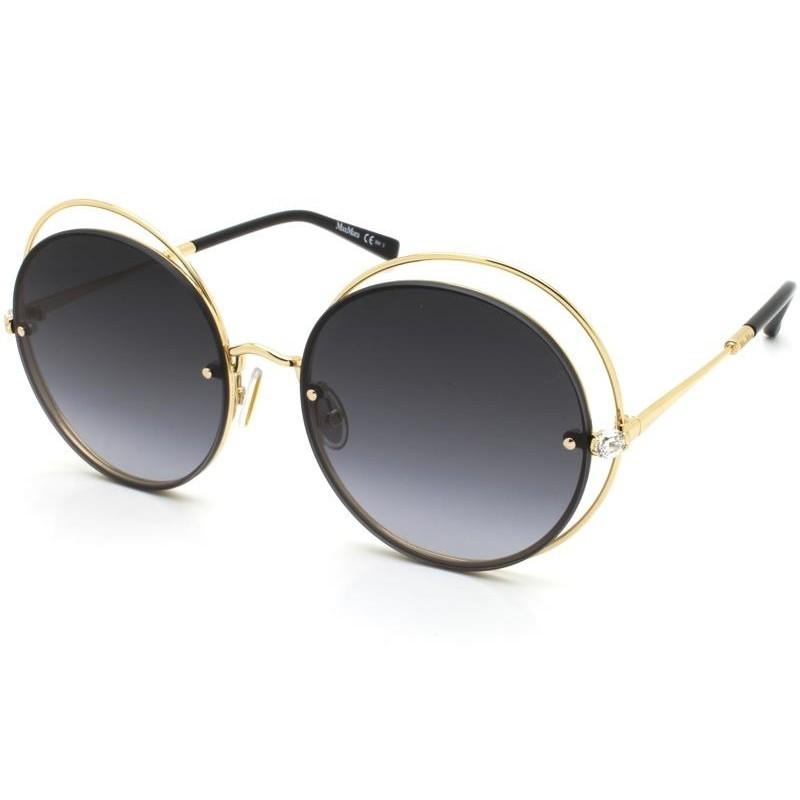 Óculos de Sol Max Mara Dourado MMSHINE I - 0009O/56