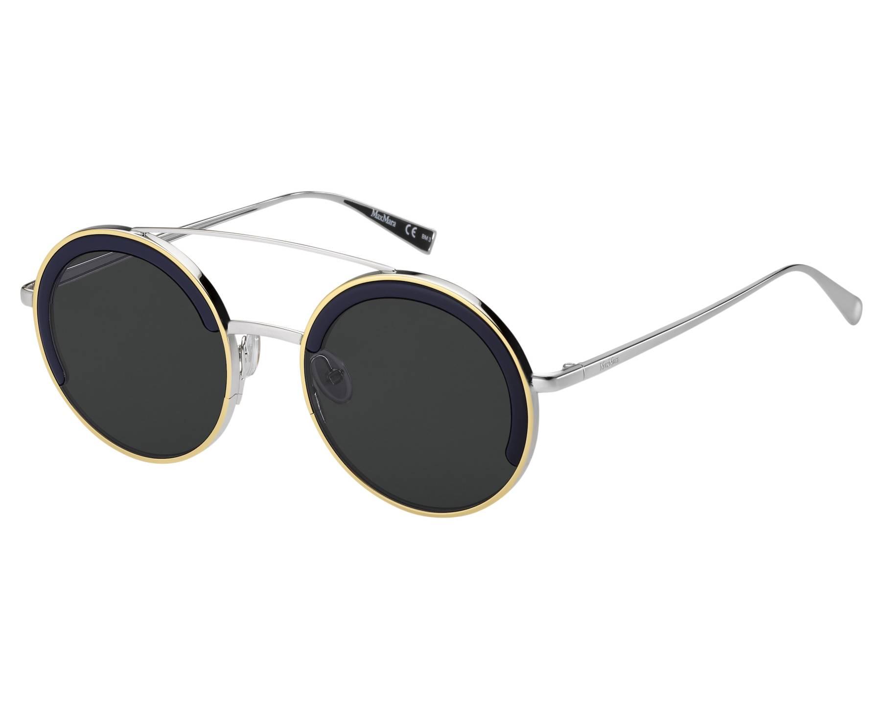 Óculos de Sol Max Mara Prateado/Dourado EILEEN I - FT3/IR/51