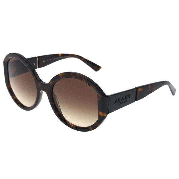 Óculos de Sol Prada Marrom/Tartaruga PR 22XS - 2AU6S1/55