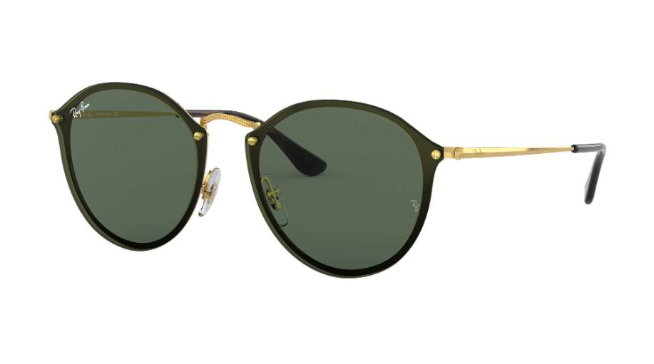Óculos de Sol Ray-Ban Blaze Round RB3574N - 001/71/59