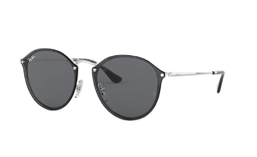 Óculos de Sol Ray-Ban Blaze Round Prata RB3574N - 003/87/59