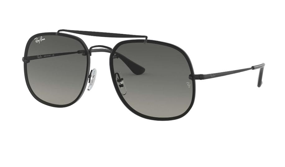Óculos de Sol Ray-Ban Blaze The General Preto RB3583N - 153/11/58