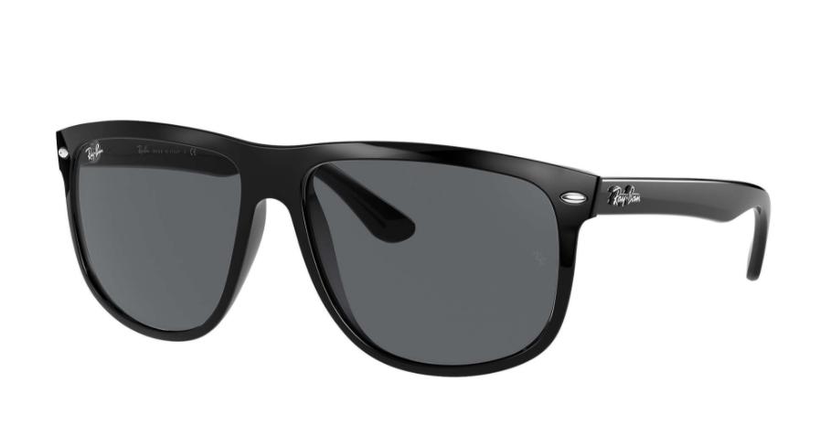 Óculos de Sol Ray-Ban Boyfriend Preto RB4147 - 601/87/60