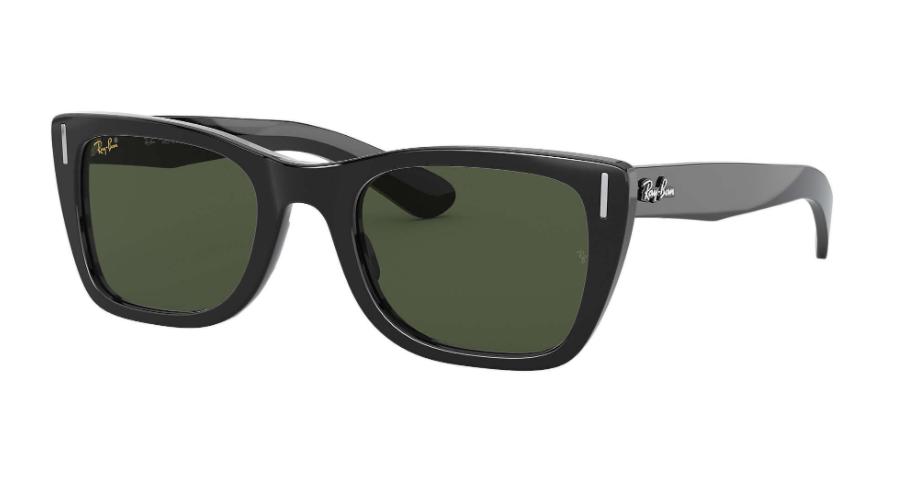 Óculos de Sol Ray-Ban Caribbean Preto RB2248 - 901/31/52