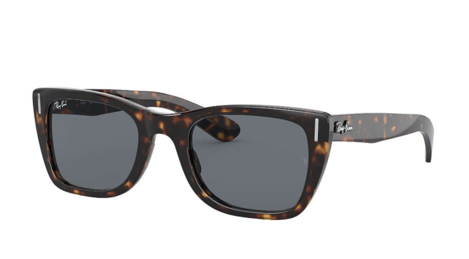 Óculos de Sol Ray-Ban Caribbean Tartaruga RB2248 - 902/R5/52