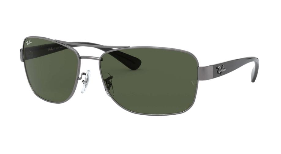 Óculos de Sol Ray-Ban Chumbo Fosco RB3518L - 029/71/63