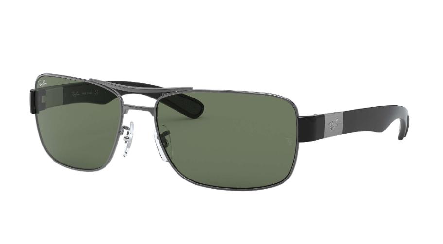 Óculos de Sol Ray-Ban Chumbo RB3522 - 004/71/64