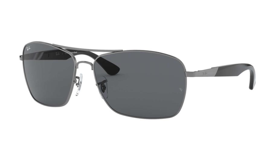 Óculos de Sol Ray-Ban Chumbo RB3531L 041/87/64