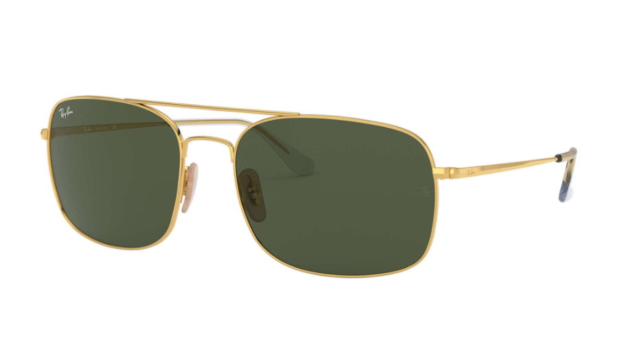 Óculos de Sol Ray-Ban Dourado RB3611 - 001/31/60