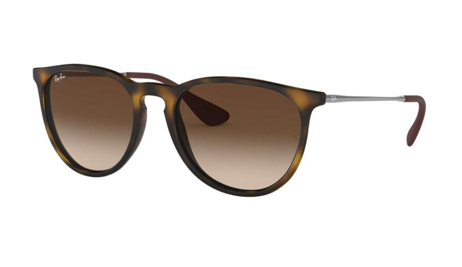 Óculos de Sol Ray-Ban Erika Tartaruga RB4171L - 865/13/54