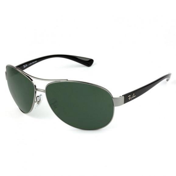 Óculos de Sol Ray-Ban Grafite RB3386L - 004/71/67