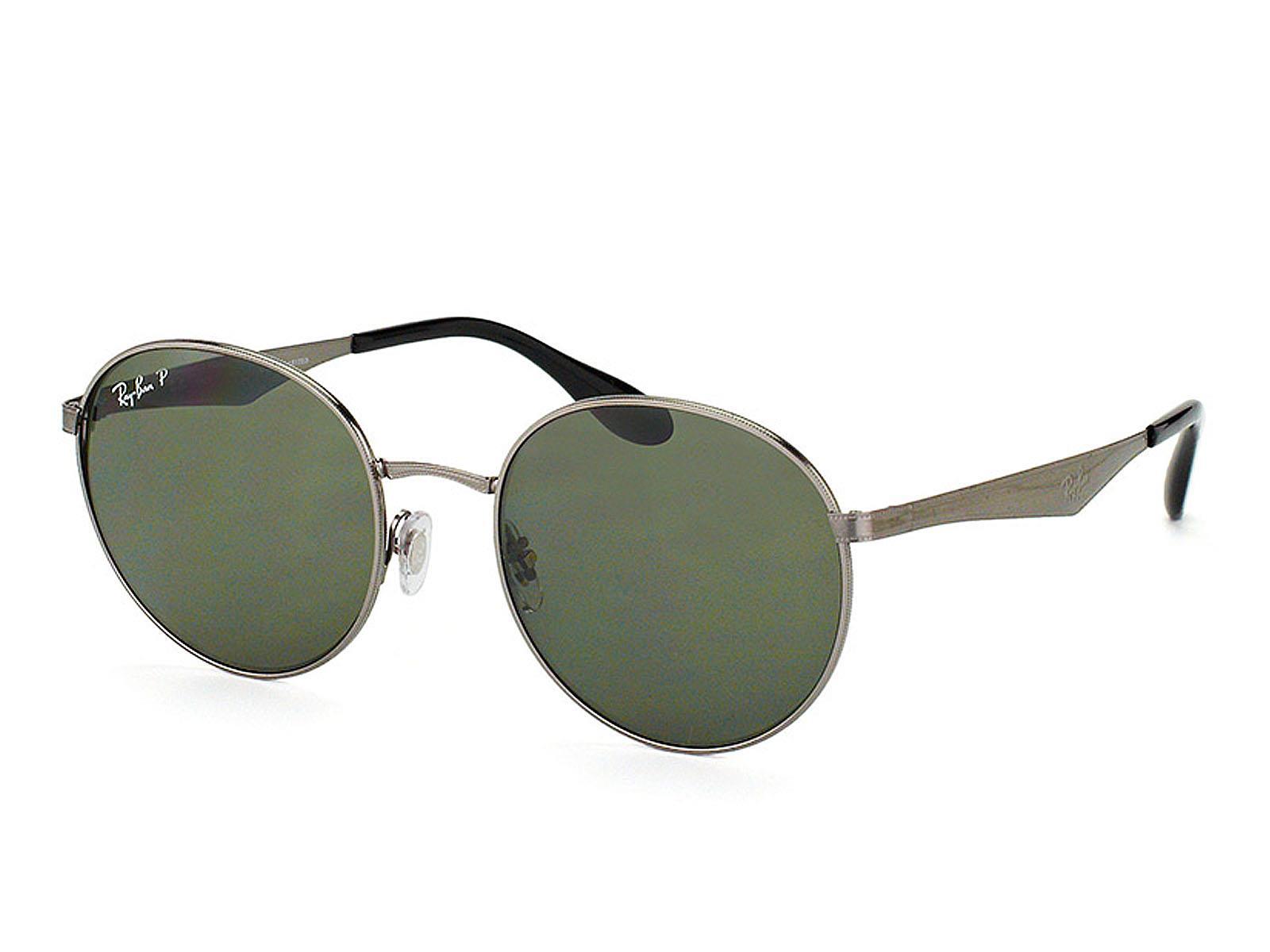 Óculos de Sol Ray-Ban Grafite RB3537 - 004/9A/51 Polarizado