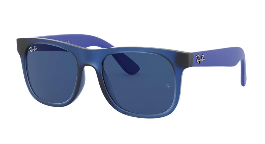 Óculos de Sol Ray-Ban Infantil Jr Azul RJ9069S - 706080/48