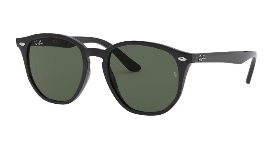 Óculos de Sol Ray-Ban Infantil Jr Preto RJ9070S - 100/71/46