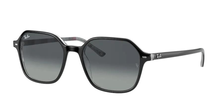 Óculos de Sol Ray-Ban John Preto RB2194 - 13183A/53