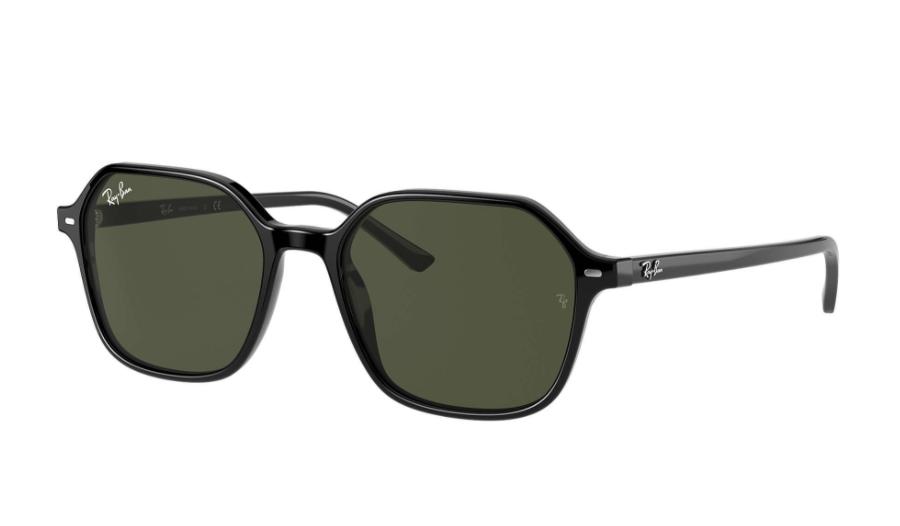 Óculos de Sol Ray-Ban John Preto RB2194 - 901/31/53