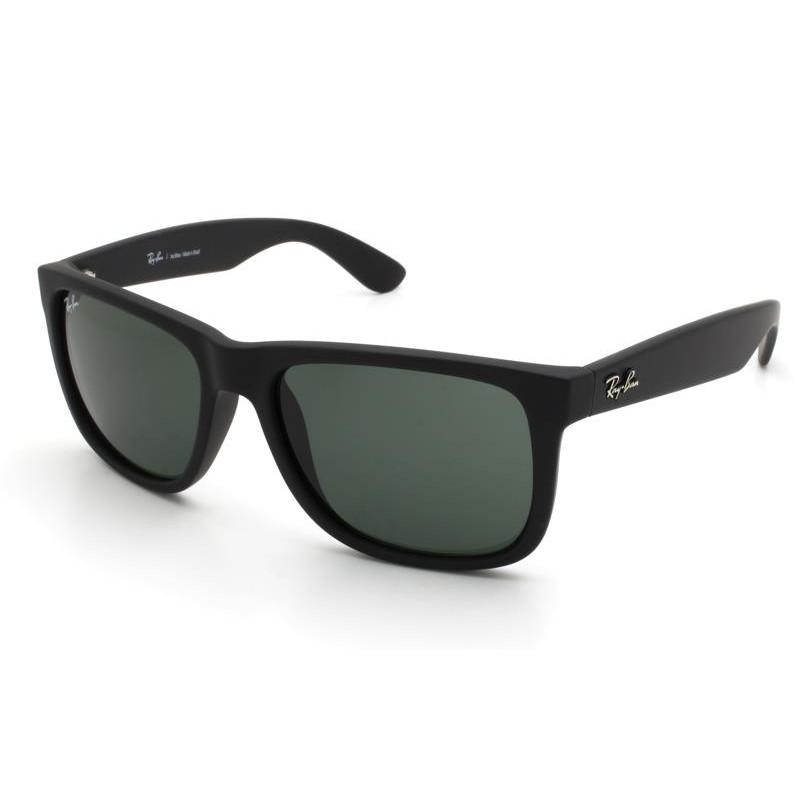 Óculos de Sol Ray-Ban Justin Preto RB4165L - 622/71/57