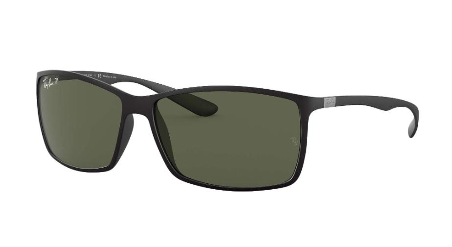 Óculos de Sol Ray-Ban Liteforce RB4179 - 601S9A/62 Polarizado