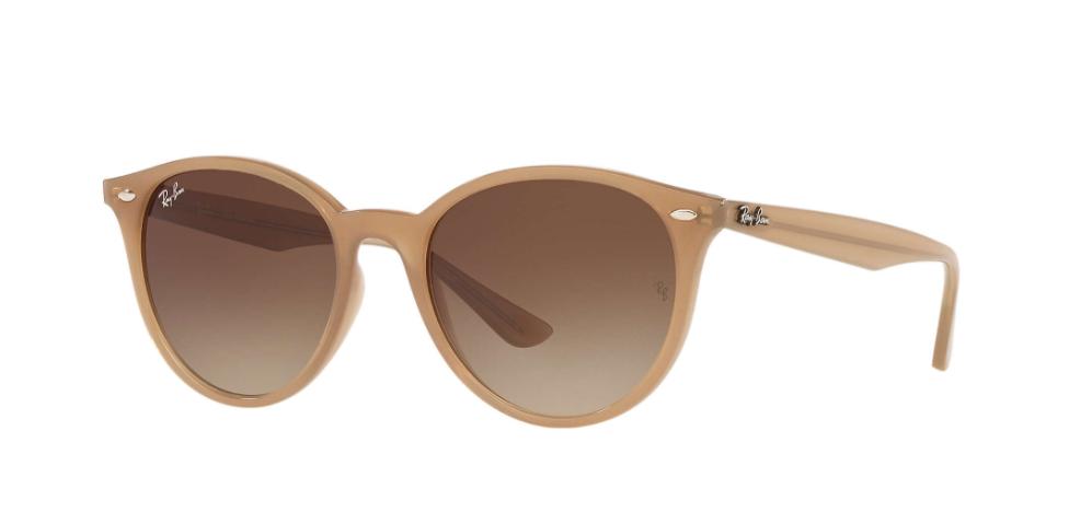 Óculos de Sol Ray-Ban Marrom Claro RB4305L - 616613/53