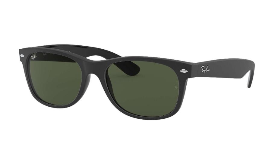 Óculos de Sol Ray-Ban New Wayfarer Preto RB2132 - 646231/58