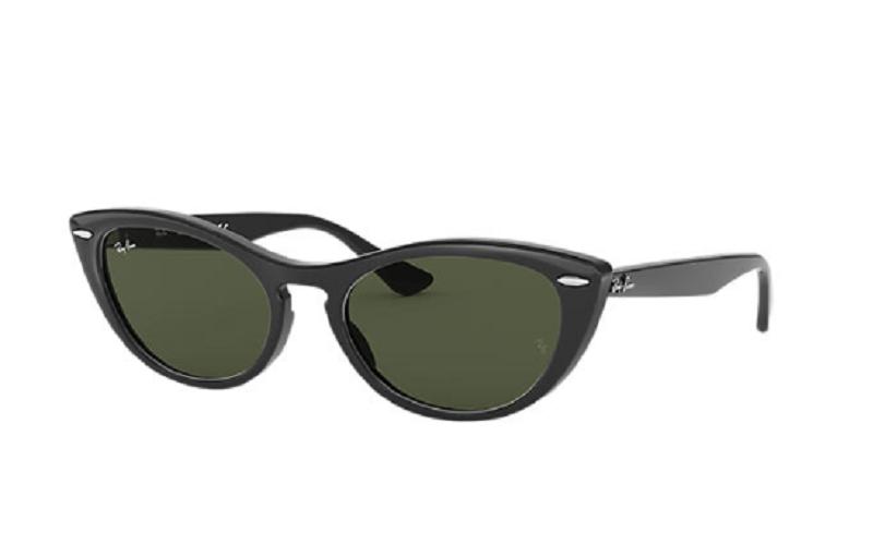 Óculos de Sol Ray-Ban Nina Preto RB4314N - 601/31/54