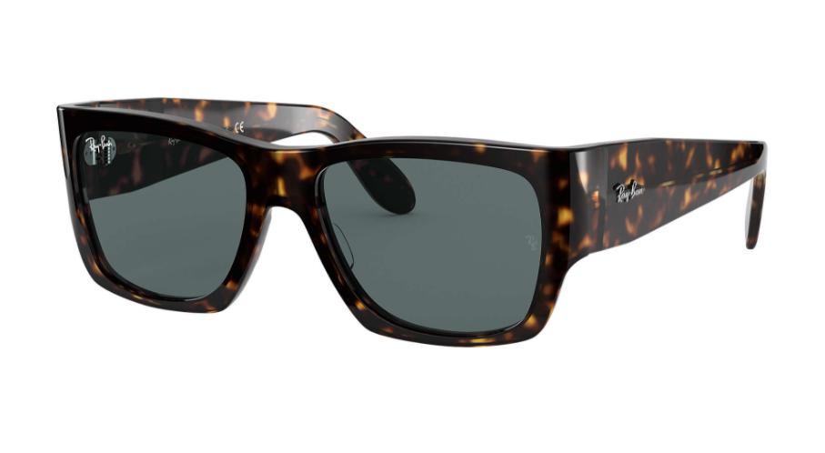 Óculos de Sol Ray-Ban Nomad Tartaruga RB2187 - 902/R5/54