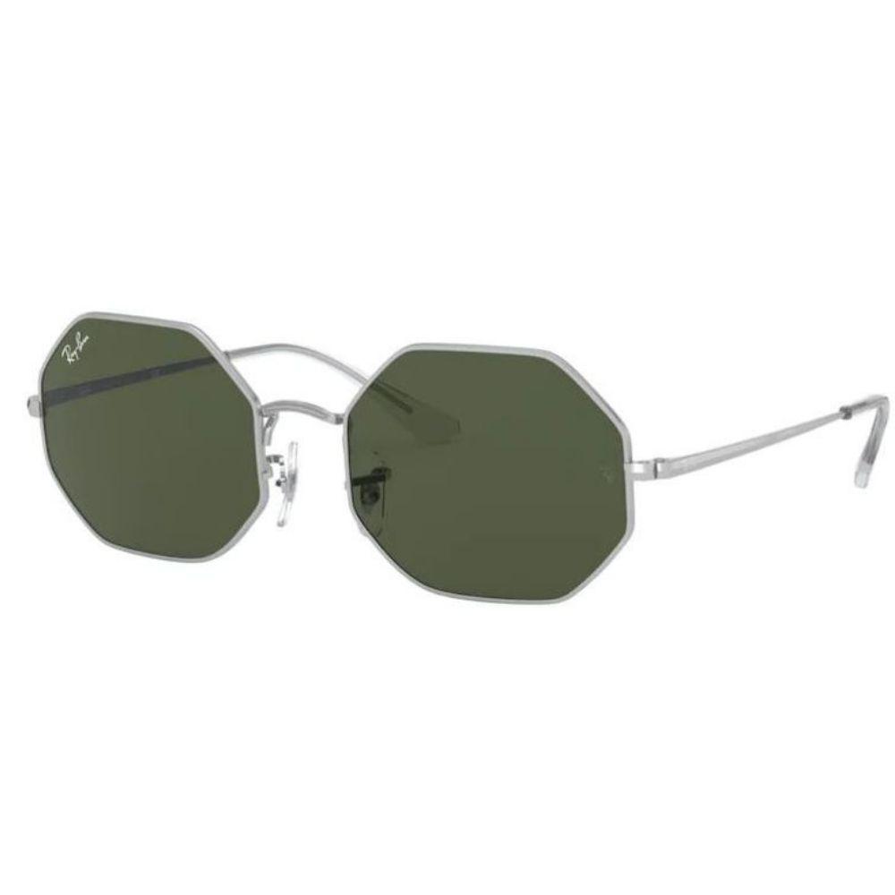 Óculos de Sol Ray-Ban Octagon Prata RB1972 - 914931/54