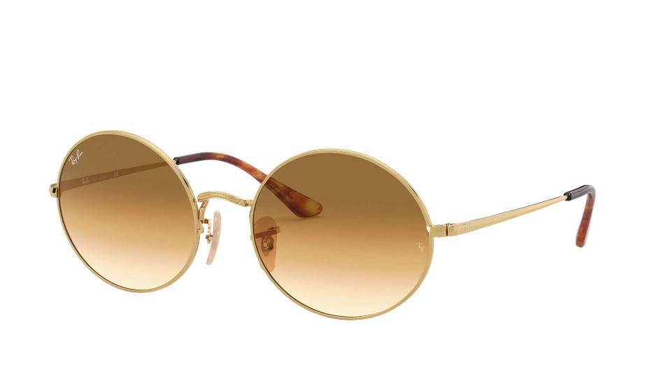 Óculos de Sol Ray-Ban Oval RB1970 - 914751/54