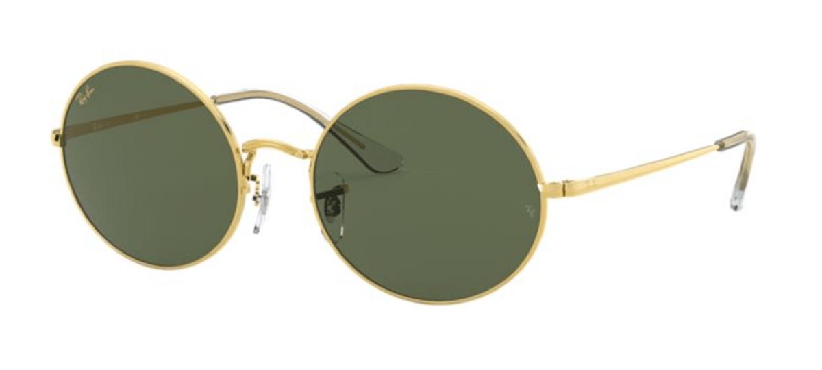 Óculos De Sol Ray-Ban Oval RB1970  919631/54