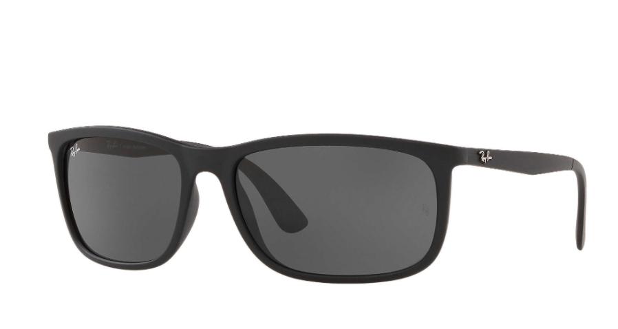 Óculos de Sol Ray-Ban Preto Fosco RB4328L - 601S87/63