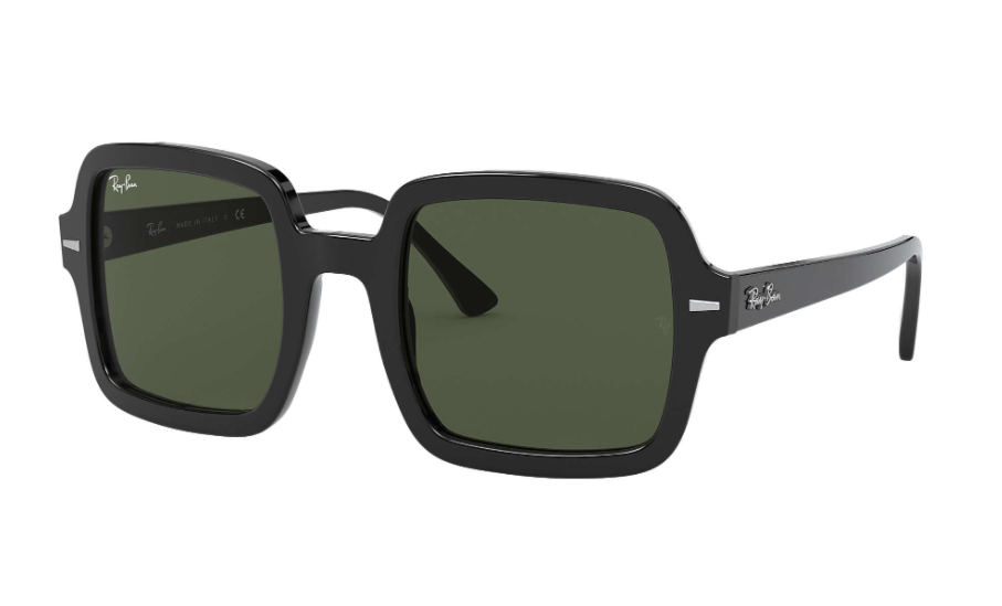 Óculos de Sol Ray-Ban Preto RB2188 - 901/31/53