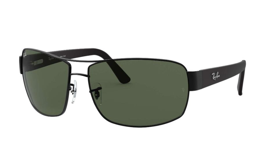 Óculos de Sol Ray-Ban Preto RB3503L - 006/71/66