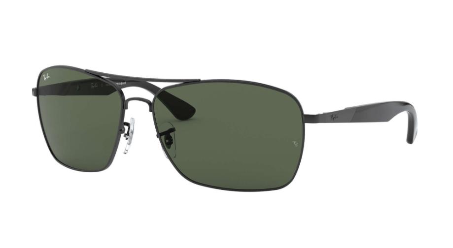 Óculos de Sol Ray-Ban Preto RB3531L - 006/71/64