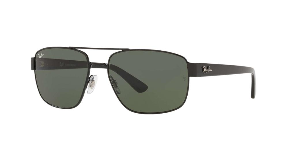 Óculos de Sol Ray-Ban Preto RB3663L - 002/31/60