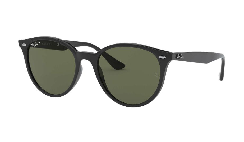 Óculos de Sol Ray-Ban Preto RB4305 - 601/9A/53 Polarizado