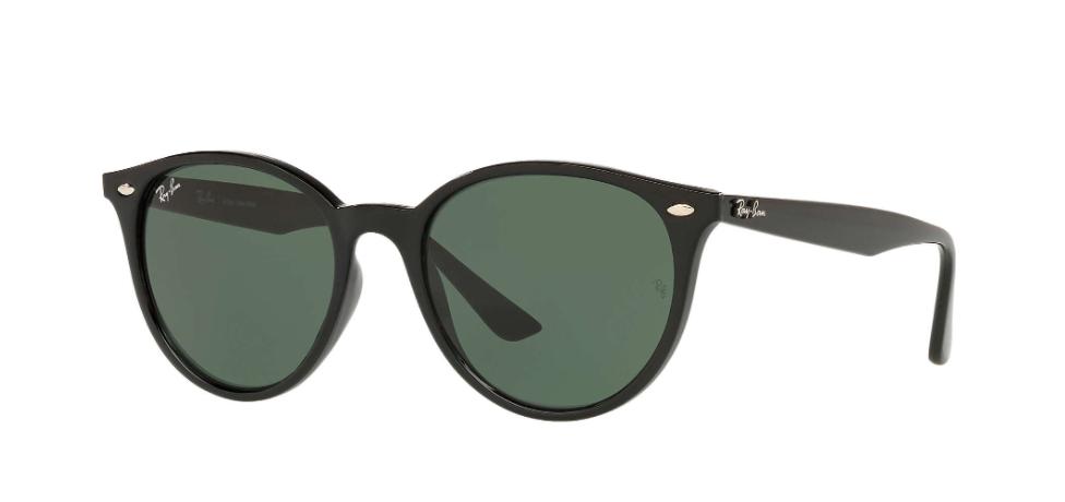 Óculos de Sol Ray-Ban Preto RB4305L - 601/71/53