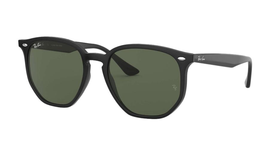 Óculos de Sol Ray-Ban Preto RB4306L - 601/71/54