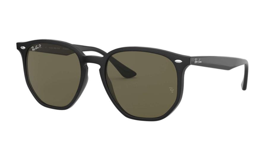 Óculos de Sol Ray-Ban Preto RB4306L - 601/9A/54 Polarizado