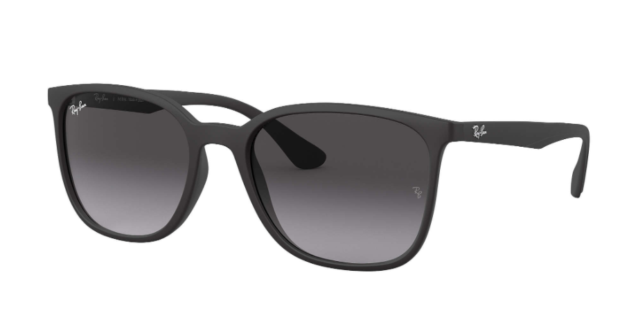 Óculos de Sol Ray-Ban Preto RB4316L - 622/8G/56