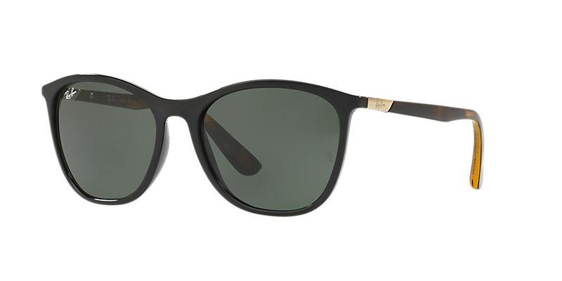 Óculos de Sol Ray-Ban Preto RB4317L - 640571/56