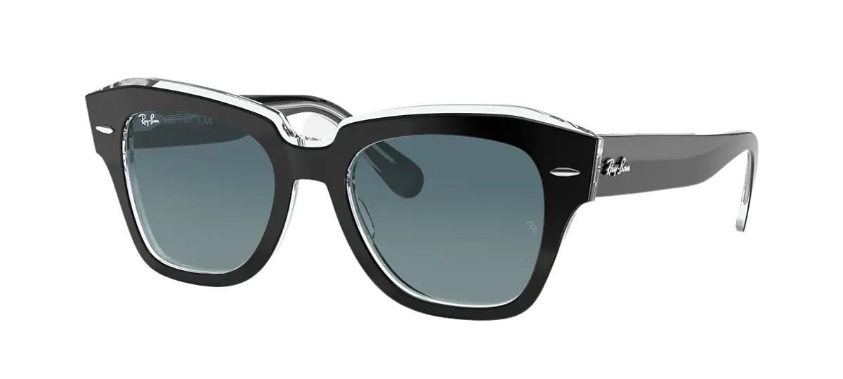 Óculos De Sol Ray-Ban State Street RB2186 12943M/52