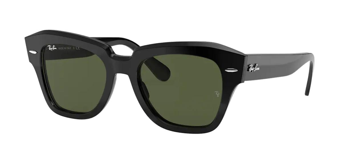 Óculos De Sol Ray-Ban State Street RB2186 90131/52